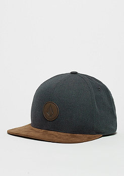 Snapback-Cap Quarter Fabric mud