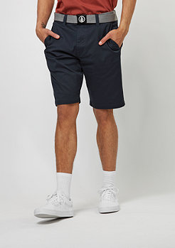 Volcom Short chino FRCKN MDRN Stretch dark navy