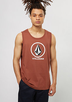 Volcom Circlestone BSC red