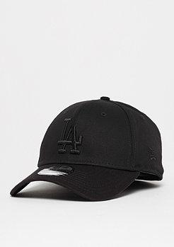 New Era Baseball-Cap 39Thirty League Essential MLB Los Angeles Dodgers black