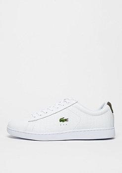 Lacoste Schuh Carnaby Evo G117 4 SPM white/khaki
