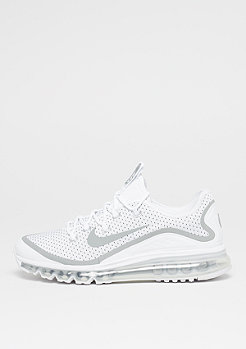 Air Max More white/metallic silver/black