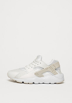 NIKE Schuh Air Huarache Run SE (GS) summit white/summit white/light bone