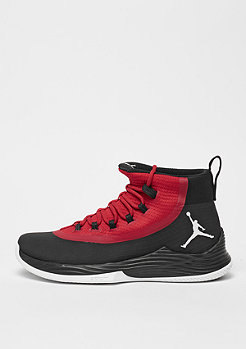 JORDAN Ultra Fly 2 black/white/gym red