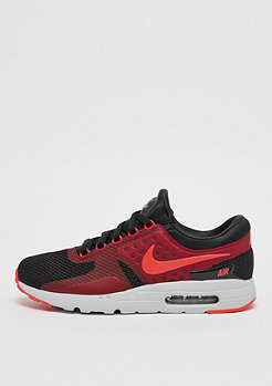 NIKE Air Max Zero Essential black/bright crimson/gym red