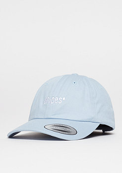 SNIPES Baseball-Cap Unstructured light blue/white