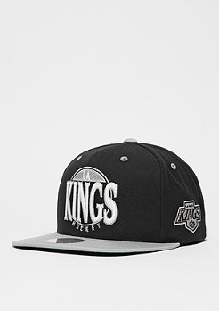 Mitchell & Ness On The Spot NHL Los Angeles Kings black/grey