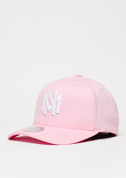 Mitchell & Ness Team Logo High Crown pink
