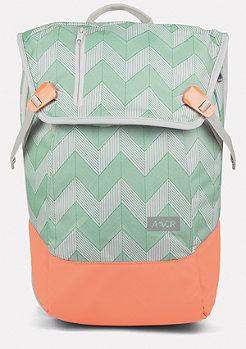 Aevor Rucksack Daypack Flicker mint/coral