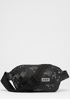 Aevor Shoulder Bag Weatherman black/white