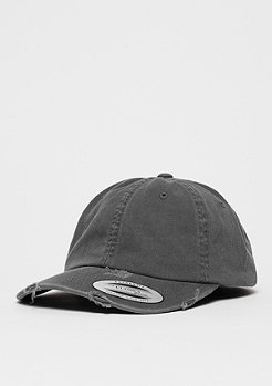 Flexfit Baseball-Cap Low Profile Destroyed dark grey