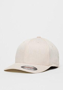 Flexfit Baseball-Cap Pastel Melange peach