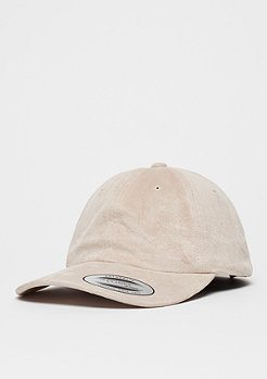 Flexfit Baseball-Cap Low Profile Velours sand