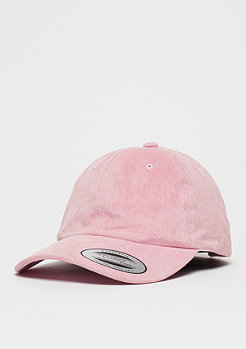 Flexfit Baseball-Cap Low Profile Velours lightrose