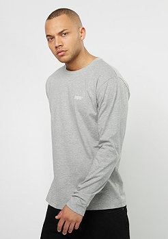 SNIPES Longsleeve Basic grey