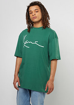 Karl Kani T-Shirt Basic evergreen