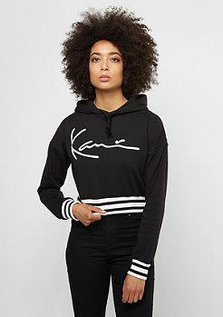 Karl Kani Hooded-Sweatshirt Retro black