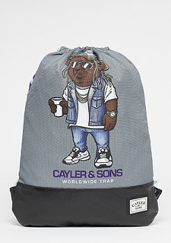 Cayler & Sons C&S WL Gymbag Wicked grey