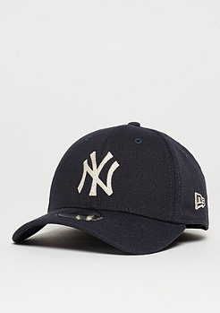 New Era Baseball-Cap 39Thirty Chain Stitch Stretch MLB New York Yankees official