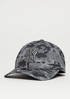 New Era Baseball-Cap 9Forty Seasonal Camo MLB New York Yankees dark green