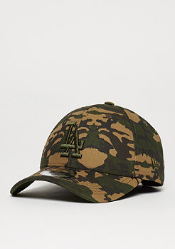 New Era Baseball-Cap 9Forty Seasonal Camo MLB Los Angeles Dodgers woodland camo
