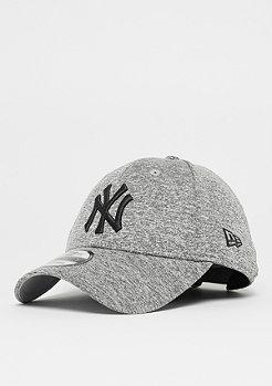 New Era 9Forty Tech Jersey MLB New York Yankees grey/black