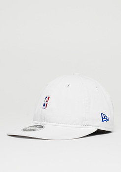 New Era 9Fifty Logo NBA optic white