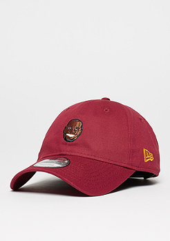 New Era 9Forty Primary Head James red