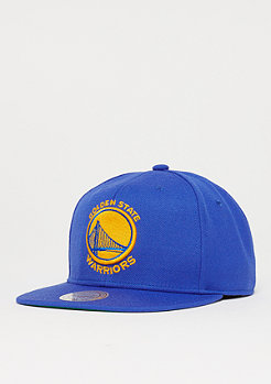 Wool Solid 2 Golden State Warriors royal
