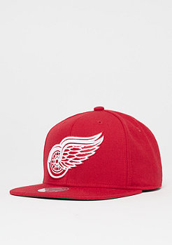 Mitchell & Ness Wool Solid 2 NHL Detroit Red Wings red
