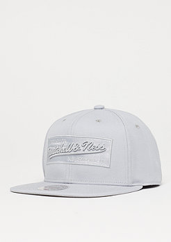 Mitchell & Ness Box Logo grey