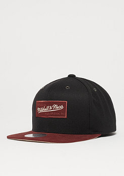 Mitchell & Ness Swift black/burgundy