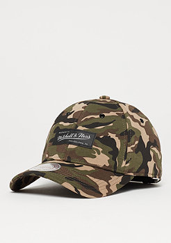 Mitchell & Ness Stance green/camo