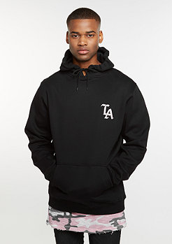 Mister Tee Hooded-Sweatshirt LA black
