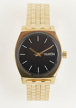 Nixon Medium Time Teller gold/black/white