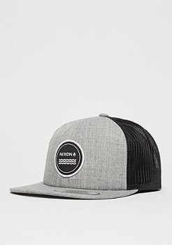 Trucker-Cap Vulcan heather grey