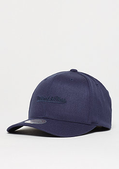 Mitchell & Ness Tonal Logo High Crown 110 navy