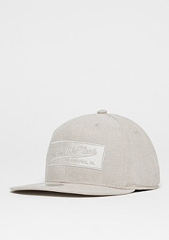 Mitchell & Ness Italian Washed white