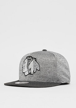 Mitchell & Ness Space Knit Crown NBA Chicago Blackhawks black