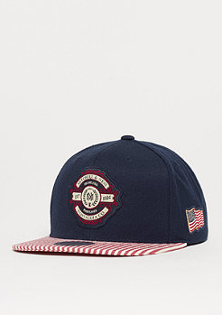 Mitchell & Ness OG USA navy/red