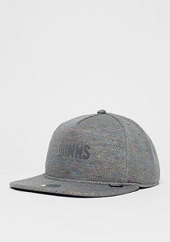 Djinn's Snapback-Cap Multi Melange grey