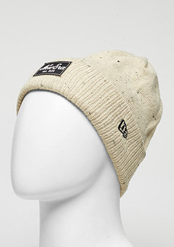Beanie Fleck Knit Cuff stoneblack/grey