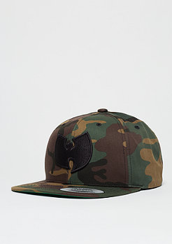 Wu-Wear Wu-Logo camo/black
