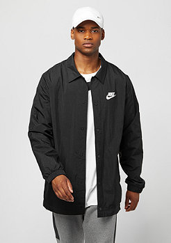 NIKE Jacket Woven Hybrid black/white/white