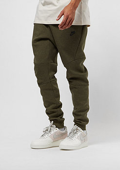 NIKE Sportswear Tech Fleece medium olive/heather/black