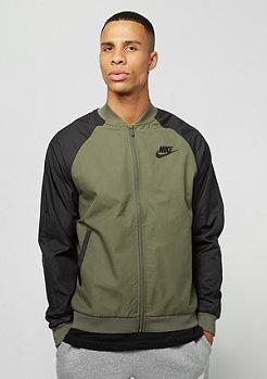 NIKE Sportswear medium olive/medium olive/black