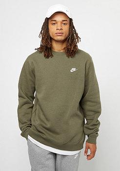 NIKE Sportswear Crew medium olive/white