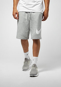 NIKE Sportswear Short dark grey heather/white