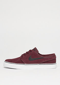 Zoom Stefan Janoski dark team red/black