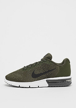 NIKE Air Max Sequent cargo khaki/black/medium olive/dark grey